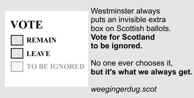 votetobeignored