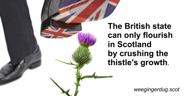 crushingthethistle