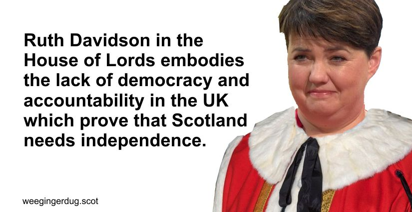 The rewards of British political failure « Wee Ginger Dug